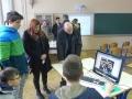 informativni dan, predstavitev v šoli