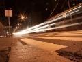 ulice Brage zvečer