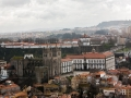 pogled na Porto iz stolpa