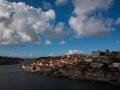 pogled na Porto iz mosta