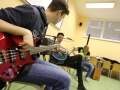 glasbena točka naših dijakov