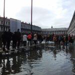 """Piazza """"San Marco"""" v vodi"""